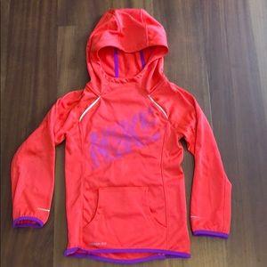 Nike Girls Hoodie Sweatshirt EUC!